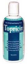 Topricin Foot Therapy Cream 8oz