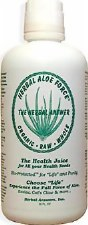 Herbal Answers Herbal Aloe Force Liquid with herbs added