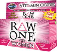 Garden of Life Vitamin Code Raw One for Women, 75 vegie caps