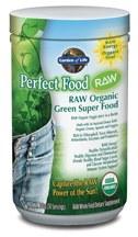 Garden of Life Organic Raw Green Food, 240 grams