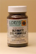 Lori's Ultimate Eye Formula 30 vegetarian capsules