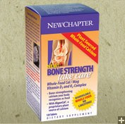 New Chapter Bone Strength 120 tablets