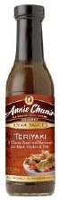 Annie Chun's Original Teriyaki Sauce 9.9 oz