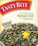 Tasty Bite Entree Spinach Dal, 10 oz.