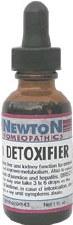 Newton Homeopathics Detoxifier 1oz