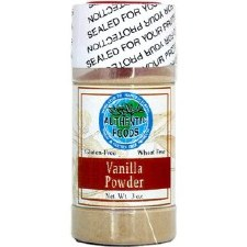 Authentic Foods Vanilla Powder, 3 oz.