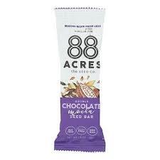 88 Acres Double Chocolate Mocha Bars, 1.6 oz.