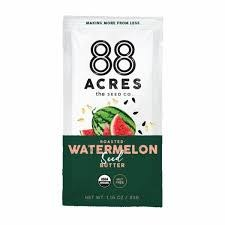 88 Acres Watermelon Seed Butter, 1.16 oz.