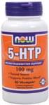 NOW 5-HTP 100mg 60 Veggicaps