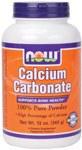 NOW Calcium Carbonate Powder 12oz