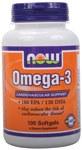 NOW Omega3 100 Soft Gels