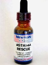 Newton Homeopathics Kid's Asthma Rescue 1oz