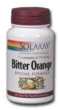 Solaray Bitter Orange Extract 120mg 60 capsules