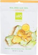 Alo Ginger Snacks, 2.1 oz.