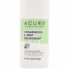 Acure Lemon Verbana Deodorant, 2.25 oz.