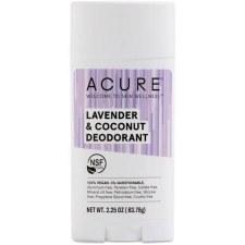 Acure Lavender Coconut Deodorant, 2.25 oz.