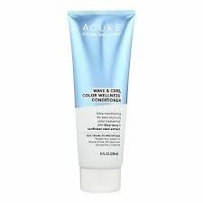 Acure Wave & Curl Color Wellness Conditioner, 8 oz.