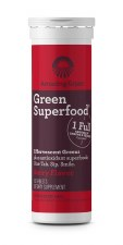 Amazing Grass Berry Flavor Effervescent Greens Green Superfood, 10 tablets