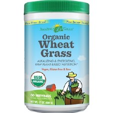 Amazing Grass Organic Wheat Grass Powder, 17 oz.