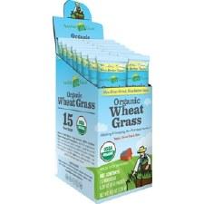 Amazing Grass Organic Wheat Grass Powder, 15 single serve packets