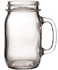 Anchor Hocking Company 16 Ounce Canning Jar Mug
