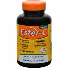 American Health Ester-C Powder with Citrus Bioflavonoids, 8 oz.