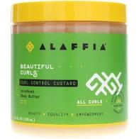 Alaffia Curl Control Custard, 8 oz.