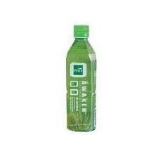 Alo Awaken Wheatgrass Aloe Drink, 16.9 oz.