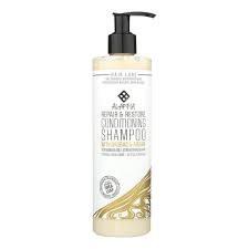 Alaffia Repair & Restore Shampoo & Conditioner, 12 oz.