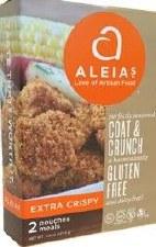 Aleia's Coat & Crunch Gluten Free Extra Crispy, 4.5 oz.