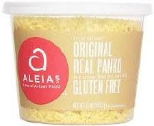 Aleia's Gluten Free Original Real Panko Crumbs, 12 oz.
