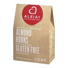 Aleia's Gluten Free Almond Horns Cookies, 9 oz.