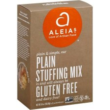 Aleia's GF Plain Stuffing Mix, 10 oz.