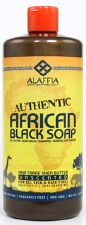 Alaffia African Black Soap Unscented 32oz