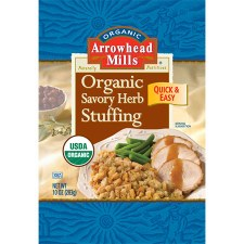 Arrowhead Mills Organic Savory Herb Stuffing, 10 oz.
