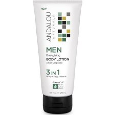 Andalou CannaCell Energizing Men Lotion, 8.5 oz.