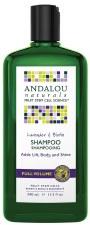 Andalou Full Volume Shampoo, 11.5 fl oz.