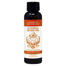 American Provenance Fastballs and Fisticuffs Natural Beard Oil, 2 oz.