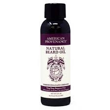 American Provenance Horseshoes & Hand Grenades Beard Oil, 2 oz.