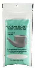 Ancient Secrets Nasal Cleansing Salt, 8 oz.