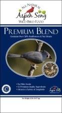 Aspen Song Premium Blend Wild Bird Food, 20 lb.