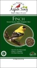 Aspen Song Finch Wild Bird Food, 20 lb.