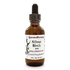 Boiron Gemmotherapy Silver Birch Buds Herbal Supplement, 2 oz.