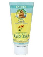 Badger Balm Diaper Cream, 2.9 oz.