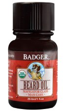 Badger Balm Bear Oil, 1 oz.
