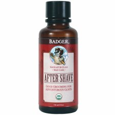 Badger Balm After Shave Moisturizing Oil, 4 oz.