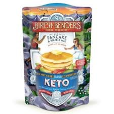 Birch Benders Keto Pancake & Waffle Mix, 10 oz.