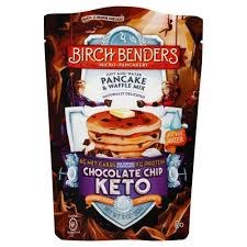 Birch Benders Chocolate Chip Keto Pancake Mix, 10 oz.