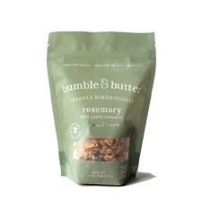 Bumble & Butter Rosemary Granols, 8 oz.