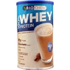 Bio Chem Chocolate Flavor 100% Whey Protein, 15.4 oz.